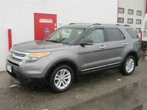 2013 Ford Explorer XLT~ONE OWNER~NO CLAIMS~AWD~$ 19,999!!