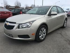 2014 Chevrolet Cruze 1LT TURBO A/C BLUETOOTH CRUISE CONTROL