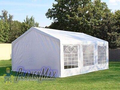 Party Planen (Planenset Zelt Plane Ersatzplanen 4x6m Partyzelt Pavillon PE Dachplane Pavillon)