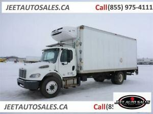 2012 Freightliner M2106 S/A Reefer Truck