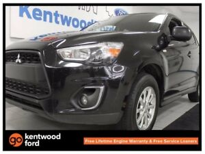 2015 Mitsubishi RVR GT AWC- sunroof, push start/stop and back up