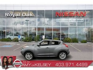 2015 Nissan JUKE SL AWD 1.6 Turbo *LEATHER/NAVIGATION**