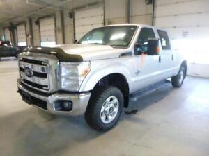 2014 Ford F-250 XLT 4x4 SD Crew Cab 6.6 ft box 6.7L Diesel