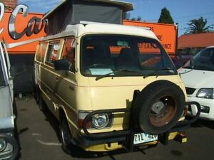 1982 Toyota Hiace 4 Speed Manual Frankston Frankston Area Preview