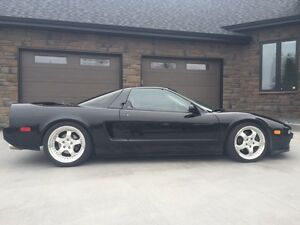 1991 Acura NSX Coupe (2 door)