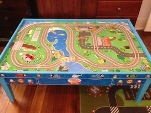 Thomas The Tank Engine Table Toys Indoor Gumtree