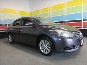 2013 Nissan Pulsar B17 ST Graphite Grey 6 Speed Manual Sedan Wangara Wanneroo Area Preview