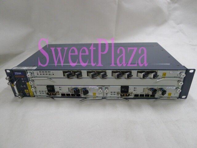 "original ZTE 19"" inch ZXA10 C320 EPON or GPON OLT dual DC power supply SMXA/1.25"