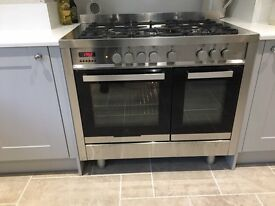Electrolux Duel Fuel Cooker RRP £1899