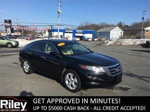 2012 Honda Crosstour EX-L 4X4 LEATHER STARTING AT $175.54 BI-WK