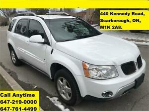 2006 Pontiac Torrent AS IS Runs & Drives Great $2450