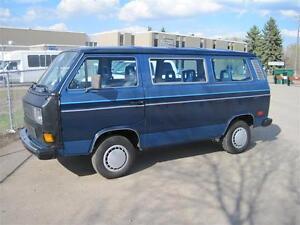 1985 VW vanagon 7 seater window van........the iconic minibus