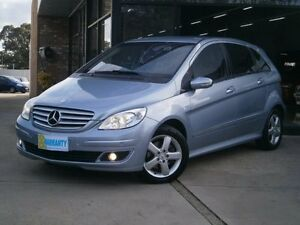 2006 Mercedes-Benz B200 245 Horizon Blue 7 Speed Continuous Variable Hatchback Seaford Frankston Area Preview