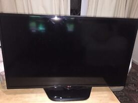 Almost new 42 inch LG Led tv £170