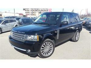 2011 Land Rover Range Rover  SUPERCHARGED  CALL(403)875-5754