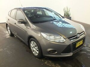 2013 Ford Focus LW MK2 Ambiente Bronze 6 Speed Automatic Hatchback Clemton Park Canterbury Area Preview