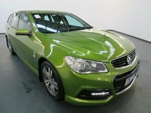 2015 Holden Commodore VF MY15 SV6 Jungle Green 6 Speed Automatic Sportswagon Albion Brimbank Area Preview
