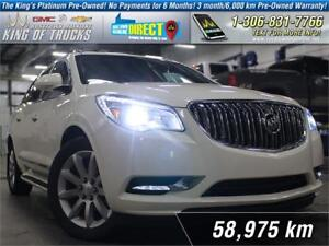 2015 Buick Enclave Premium Local | One Owner | PST Paid