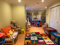 North Vancouver Daycare (Ages 1-4) - open spots for September!!!