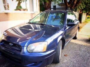 2005 Subaru Impreza Familiale