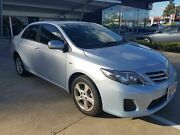 2011 Toyota Corolla ZRE152R MY11 Conquest Blue 4 Speed Automatic Sedan Yamanto Ipswich City Preview