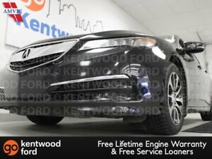 2015 Acura TLX TLX- NAV, sunroof, heated power leather seats (in