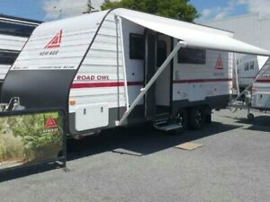 2020 New Age Road OWL RO18E COMFORT PLUS 2 AXLE Varsity Lakes Gold Coast South Preview