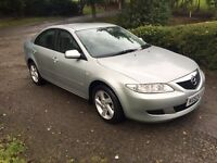 2003 Mazda 6 Ts cheap reliable car in good condition