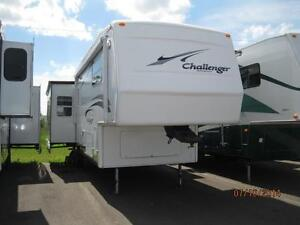 Challenger 32' Fifth Wheel with 3 Slides!!!