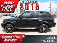 2006 Range Rover Supercharged W/ AWD-Heated Leather-Sunroof