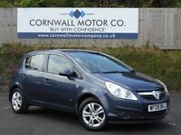 VAUXHALL CORSA 1.2 ACTIVE CDTI 5d 73 BHP ONLY £30 A YEAR RO (blue) 2009