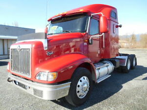 2007 International 9200i Heavy Spec Highway Truck B274-1