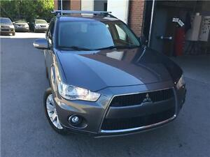 Mitsubishi Outlander XLS 2011,GROUPE ELECTRIQUE,MAGS,CUIR,FULL!