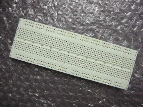 3M Electronic Project Breadboard/Univ Terminal Strip / 840 tie-points Qty.10