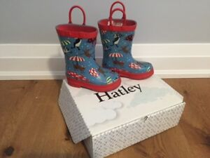 Hatley Rainboots - Size 6