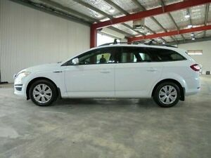 2011 Ford Mondeo MC LX PwrShift TDCi White 6 Speed Sports Automatic Dual Clutch Wagon Welshpool Canning Area Preview