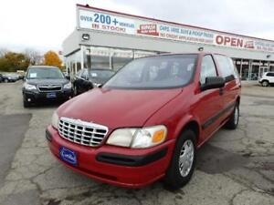 1998 Chevrolet Venture 7 PASSENGER SOLD AS IT IS