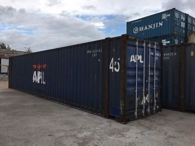 45 Used Hc Shipping Storage Container Houston Tx