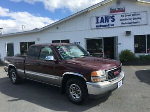 1999 GMC New Sierra 1500 SLE