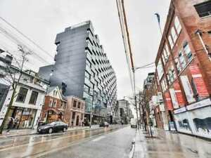 Open Concept 1 Bdrm Waterfront Condo Apt @ King St W