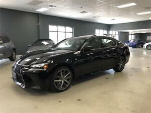 2016 Lexus GS 350*F-SPORT*FULLY LOADED*NAV*HEADS UP DISPLAY*