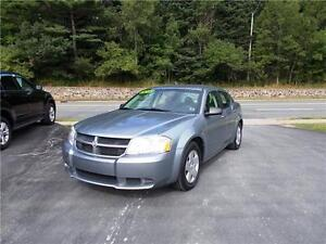2010 DODGE AVENGER SE...LOADED! NO DOWN PAYMENT? NO PROBLEM!