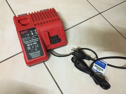 Milwaukee M12-18C Charger Brunswick East Moreland Area Preview
