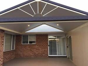 Pergola+Sunroom Campbelltown Campbelltown Area Preview