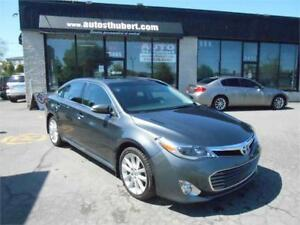 TOYOTA AVALON XLE LIMITED 2013 **NAVIGATION/GPS**