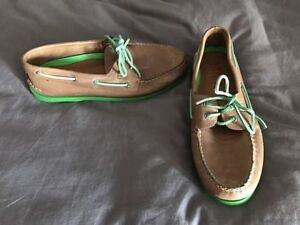 Sperry Men's Leather Boat Shoes (New)