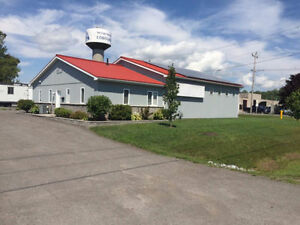COBOURG - New space NOW AVAILABLE - Commercial/Light Industrial