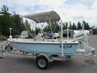 Centre Console Fishing Boat - SCV 1700 Stott Craft