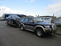 VEHICLE DELIVERY BUSINESS FOR SALE WITH TRUCK AND TRAILER