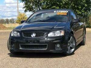 2012 Holden Ute VE II MY12.5 SV6 Z Series Black 6 Speed Sports Automatic Utility Hillvue Tamworth City Preview